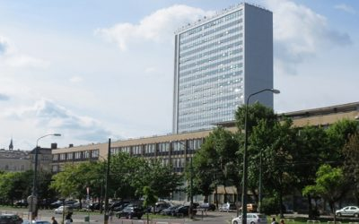 Výstavba fakulty SvF STU