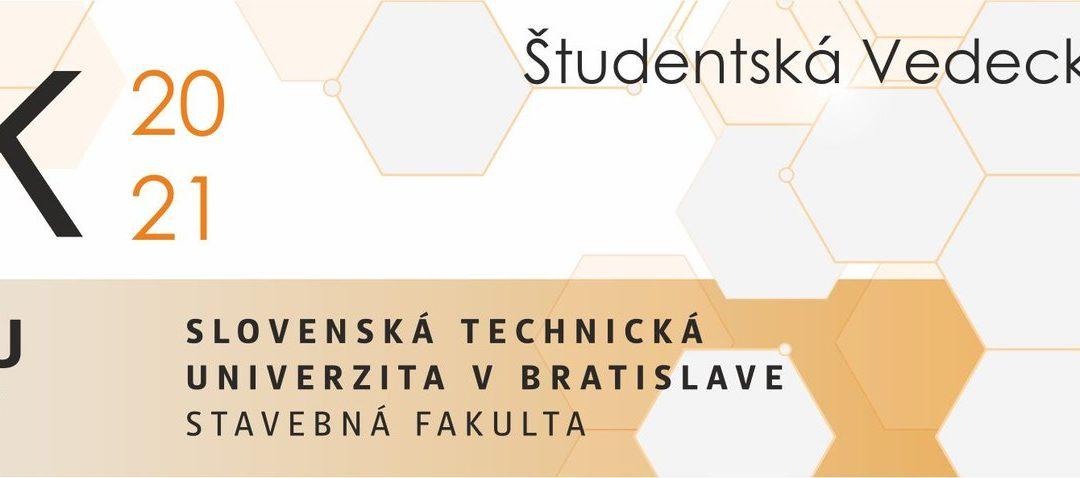 Študentská vedecká konferencia 2021